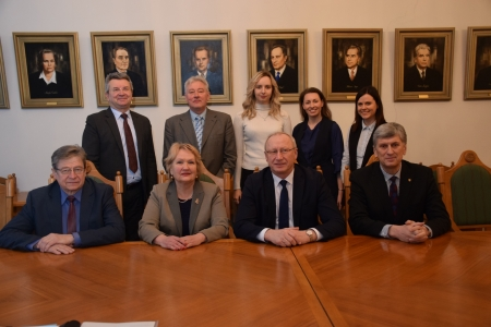 Bova Rectors' Board meeting discusses joint master degree programme