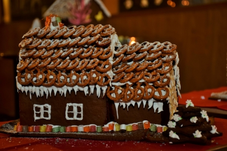 Annual gingerbread exhibition