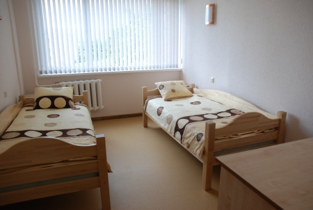 Room in Dormitory No.8