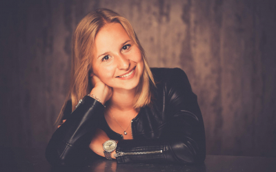 "Julia Ritschel from Germany: ""Veterinary medicine is my calling!"""