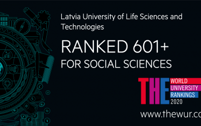 LLU ranks among the best universities in the world in the international social science rating